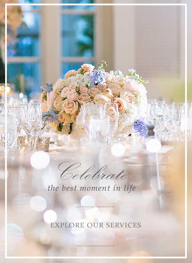 洛杉矶顶级婚礼策划服务